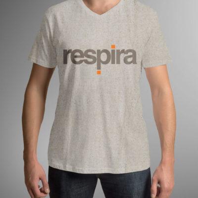 Camiseta Respira