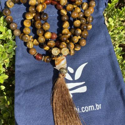 Japamala 108 contas – Proteção, Prosperidade e Abundância