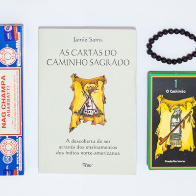 Kit Cartas Sagradas